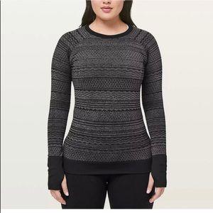 Lululemon Rest Less Pullover Long Sleeve